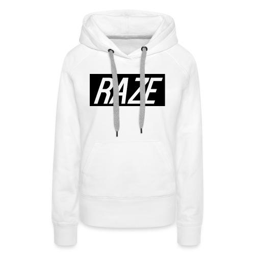 Raze - Women's Premium Hoodie