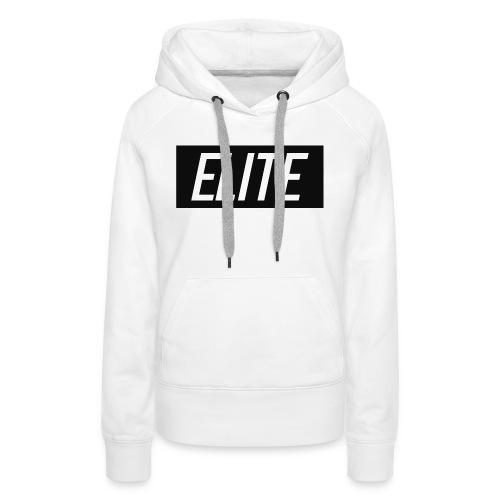 Elite Designs - Women's Premium Hoodie