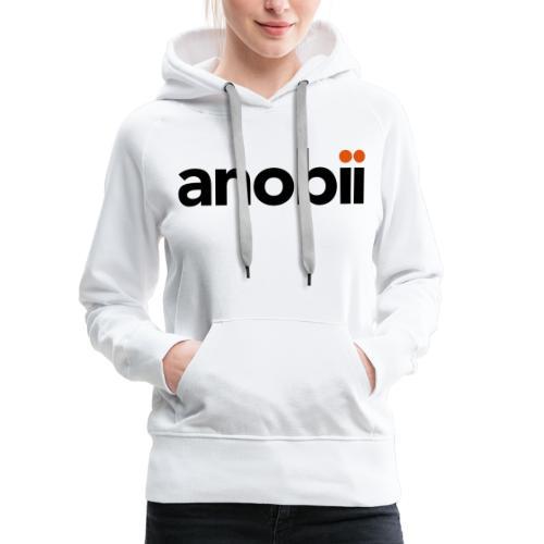 Anobii logo - Women's Premium Hoodie