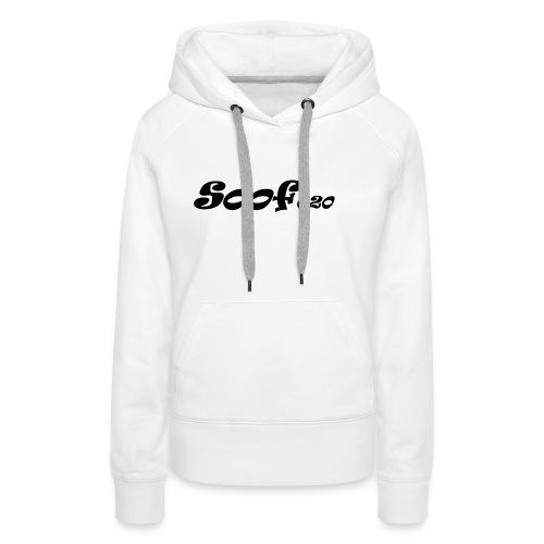 soof020 - Vrouwen Premium hoodie