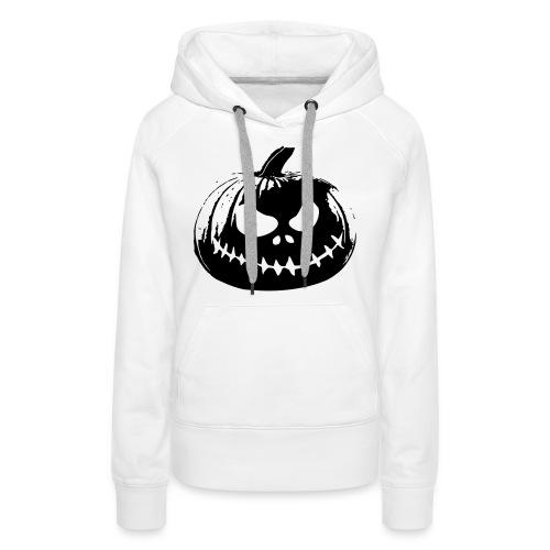Jack-o'-lantern - Women's Premium Hoodie