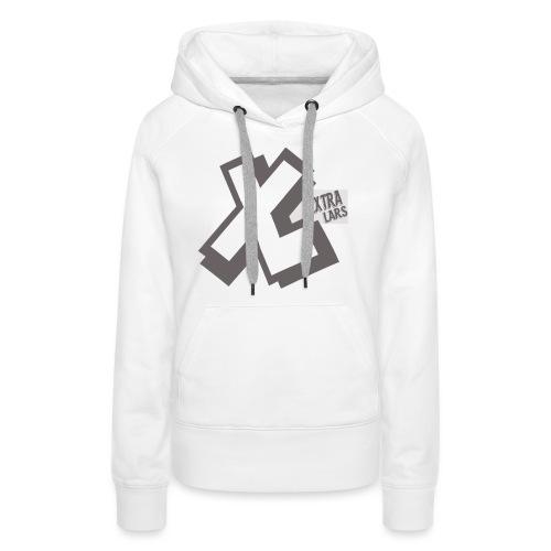 STANDAARD LOGO - Vrouwen Premium hoodie