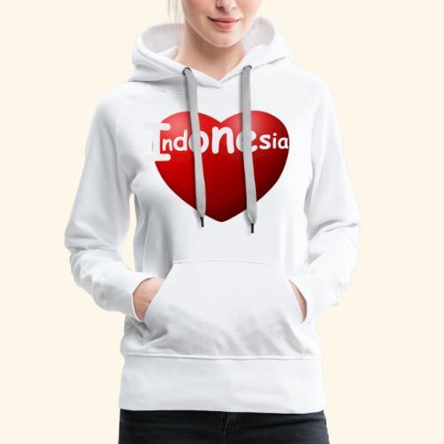 Indonesia - Women's Premium Hoodie