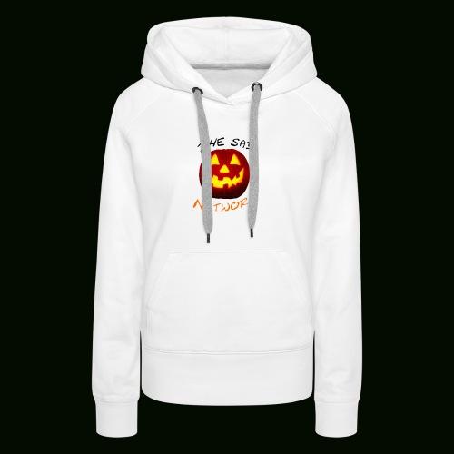Halloween merch - Women's Premium Hoodie