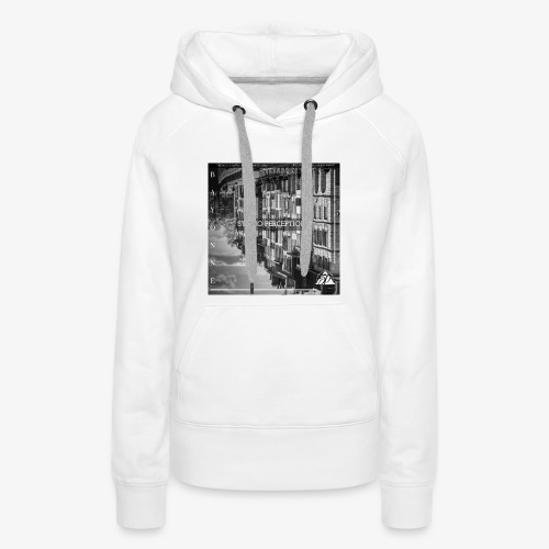 BAYONNE PERCEPTION - PERCEPTION CLOTHING - Sweat-shirt à capuche Premium pour femmes