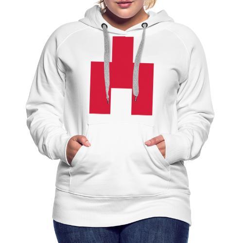 Choice symbol - Women's Premium Hoodie