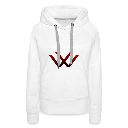 English walaker design - Women's Premium Hoodie