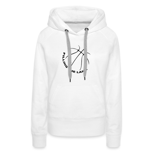 FillingTheLane.com Original T-Shirt - Vrouwen Premium hoodie