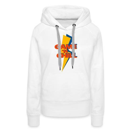 Game 'n Chill - Vrouwen Premium hoodie