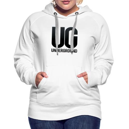 UG underground - Women's Premium Hoodie
