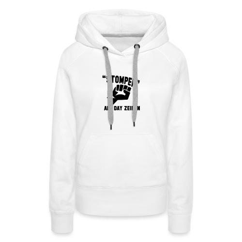 Stompen - Vrouwen Premium hoodie