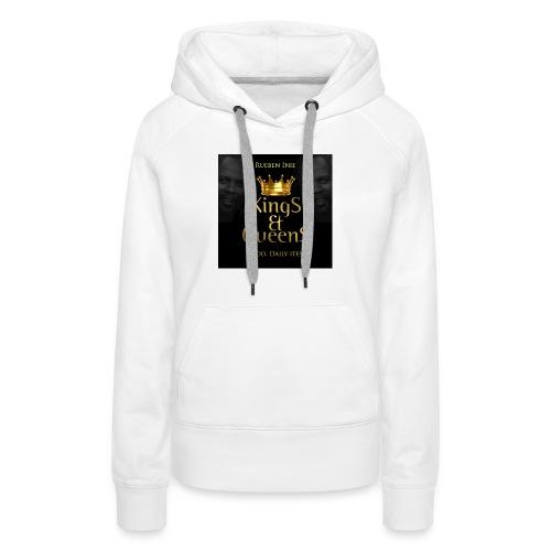 Kings_-_Queens - Women's Premium Hoodie