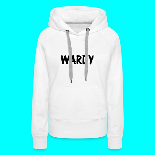 Wardy - Women's Premium Hoodie