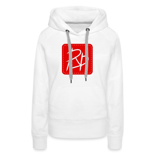 Provoke Designs Red Square - Women's Premium Hoodie