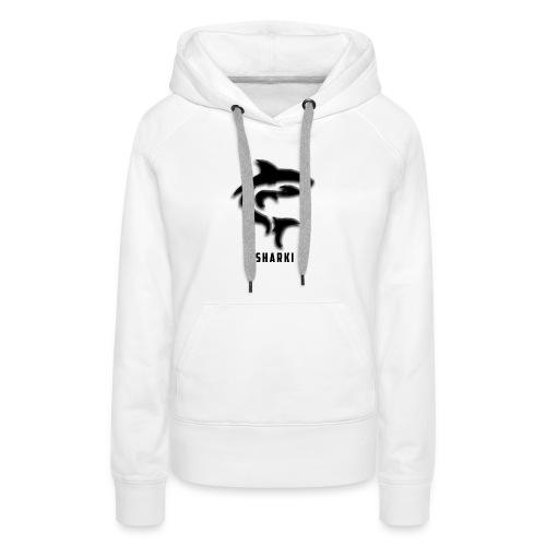 Sharki - Women's Premium Hoodie