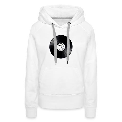 Vinyl record - Women's Premium Hoodie