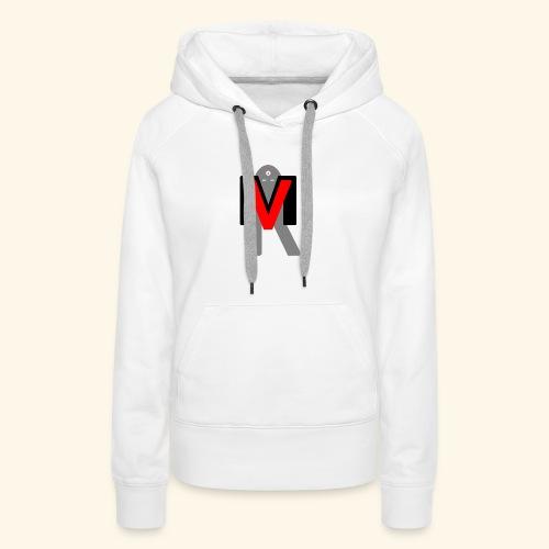 MVR LOGO - Women's Premium Hoodie
