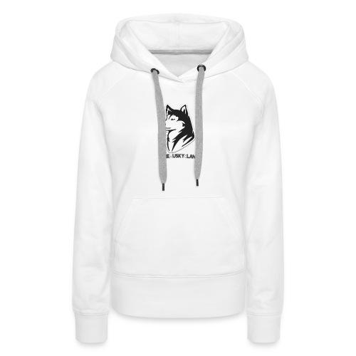 LOGO SHIRTS png - Vrouwen Premium hoodie