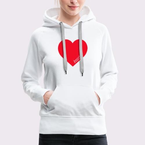 lovebooster - Women's Premium Hoodie