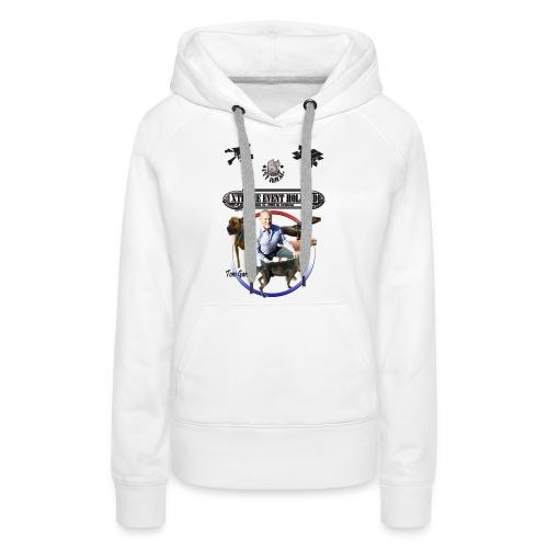 Xtreme Event Holland with Tom Garner - Vrouwen Premium hoodie
