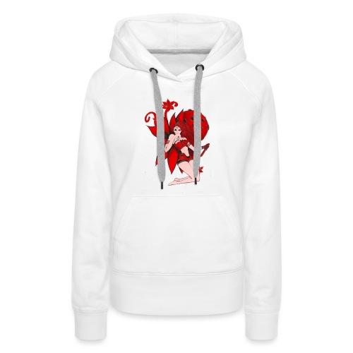 infinityink - Vrouwen Premium hoodie