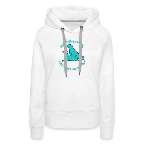 Logo kleding - Vrouwen Premium hoodie