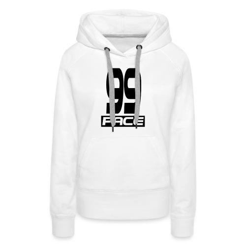 99 Pace Mok - Vrouwen Premium hoodie