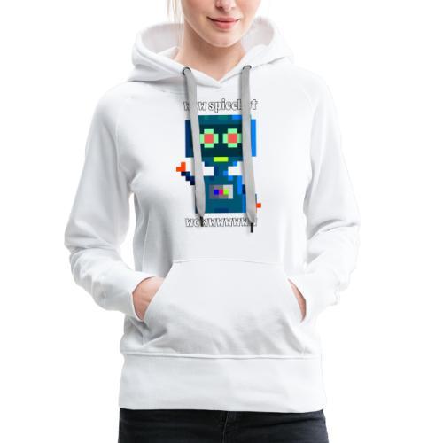 Wow Spicebot, Wow! - Women's Premium Hoodie