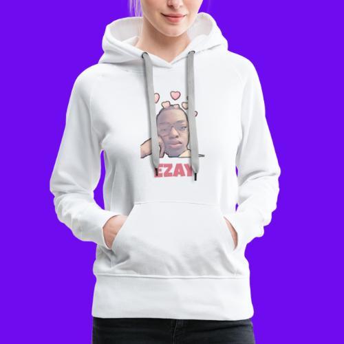 Cartoon Ezekiel - Women's Premium Hoodie