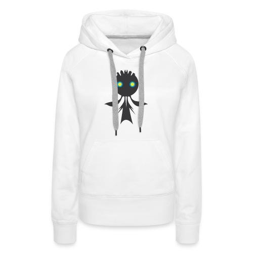 logo1KMKD 1 - Sweat-shirt à capuche Premium pour femmes
