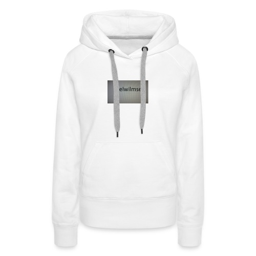 roels t-shirt - Vrouwen Premium hoodie