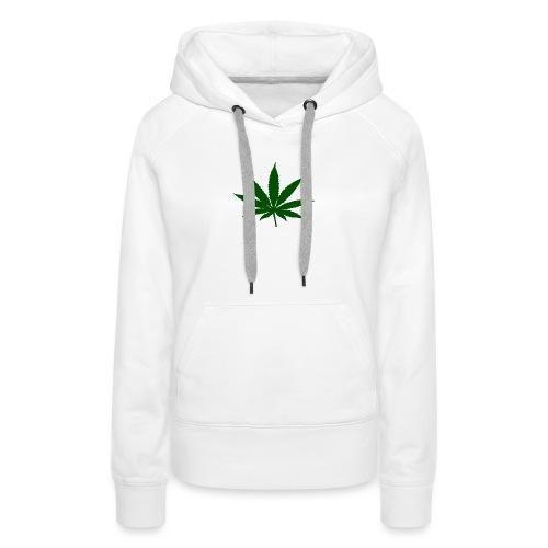 8iGb49LaT png - Vrouwen Premium hoodie