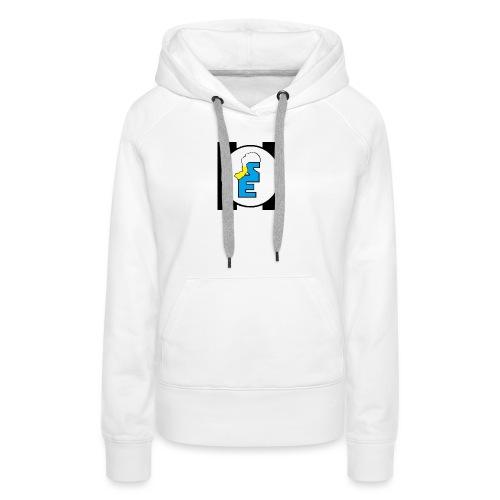 SmurfEline - Vrouwen Premium hoodie