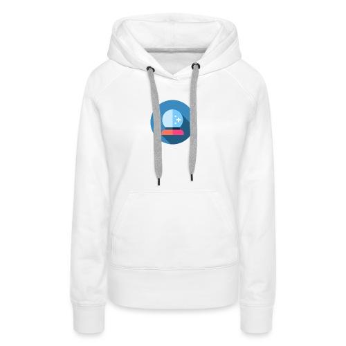 crystal ball 2 - Vrouwen Premium hoodie