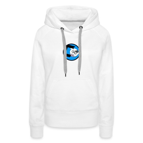 CoveredCow Logo 3 - Women's Premium Hoodie