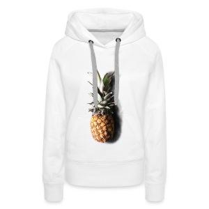 Ananas - Vrouwen Premium hoodie