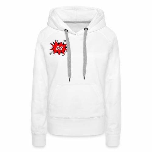 Dutchgamerz Merchandise 2017-2018 - Vrouwen Premium hoodie