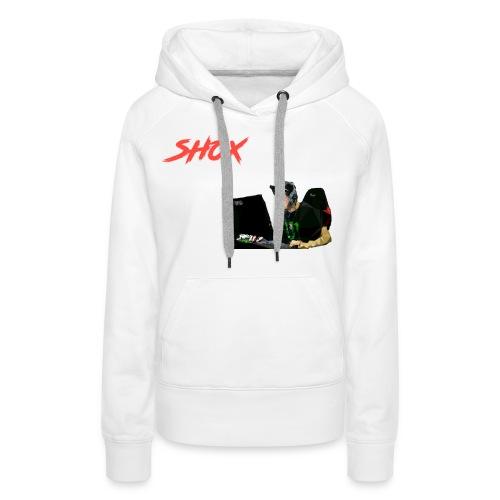 G2.SHOX #1 - Sweat-shirt à capuche Premium pour femmes