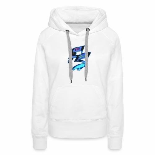 Team Five Seven logo #1 - Sweat-shirt à capuche Premium pour femmes