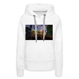 Posterlogo2 - Vrouwen Premium hoodie