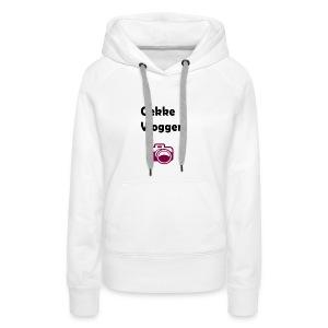 Gekke vlogger shirt - Vrouwen Premium hoodie
