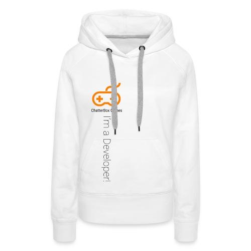 I'm a Developer! - Women's Premium Hoodie