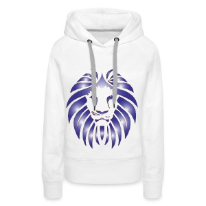 Lion Hunter - Women's Premium Hoodie