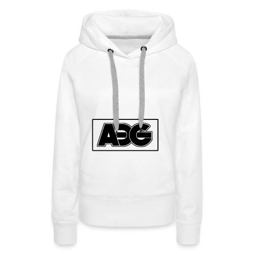 ADG T-Shirt kinderen - Vrouwen Premium hoodie