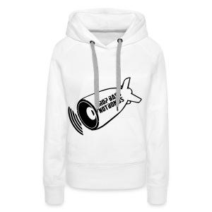 DBNB Black - Vrouwen Premium hoodie