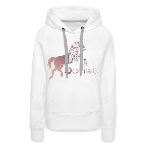 Daniwe - Frauen Premium Hoodie