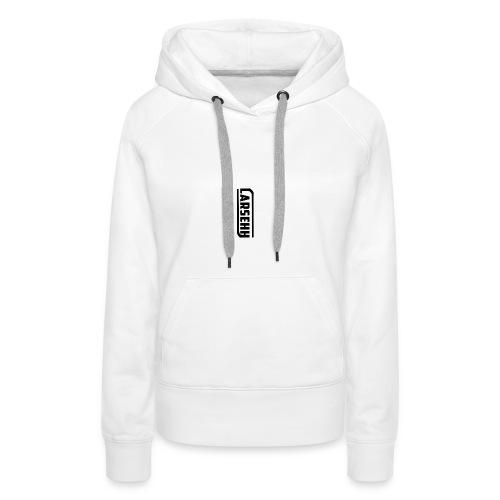 I phone 6 elastisch hoesje - Vrouwen Premium hoodie