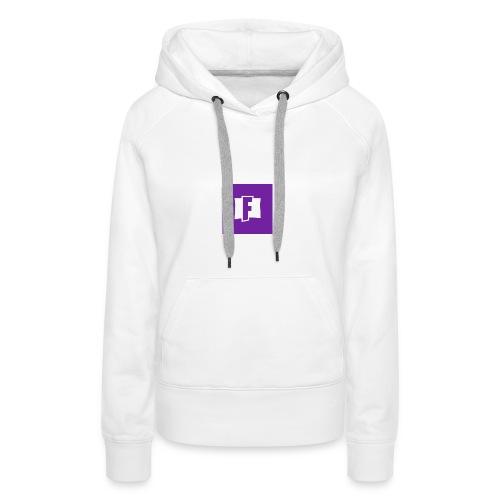Fortnite logo - Women's Premium Hoodie