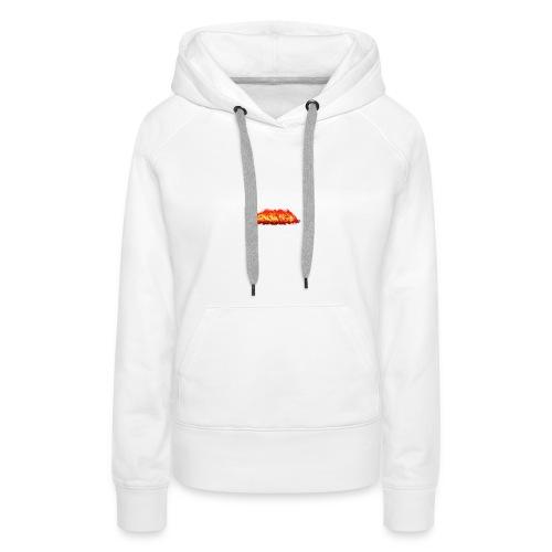 Feuer - Frauen Premium Hoodie