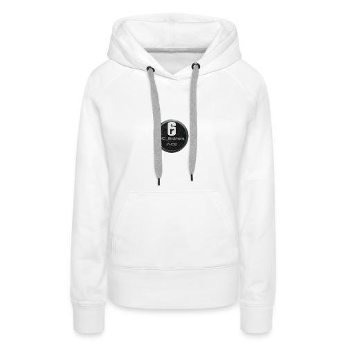#HDB HD_Brothers Logo - Frauen Premium Hoodie